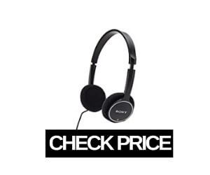 Sony MDR-222KD Childrens Headphones (Black)