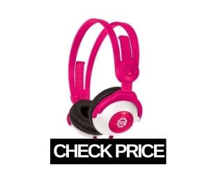 .Kidz Gear Wired Best Headphones For Kids